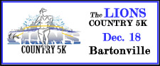 The Lions Country 5K & Fun Run