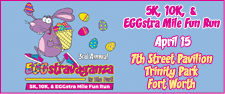 3rd Annual EGGstravaganza in the Park 5K & 10K