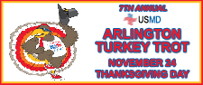 7th Annual USMD Arlington Turkey Trot