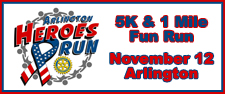 2nd Annual Arlington Heroes Run