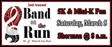 2nd Annual Band on the Run