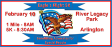 4th Annual Eagles Flight 5K