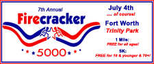 7th Annual Firecracker 5000