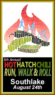 Hot Hatch Chile Run, Walk & Roll