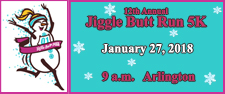 12th Annual Jiggle Butt Run