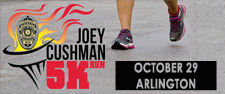 Joey Cushman 5K Run