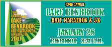 29th Annual Lake Benbrook Half Marathon & 5K