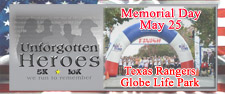 2nd Annual Unforgotten Heroes Memorial Day Run