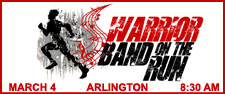2nd Annual Warrior Band on the Run